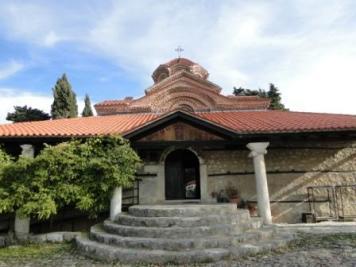 St. Mary Perivlepta XIII century