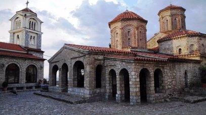 St. Naum X century