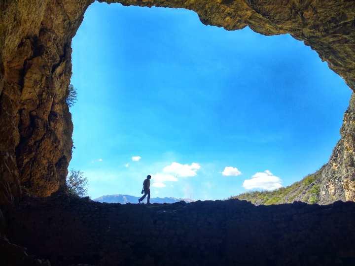 Пешна – пештерата каде реалноста и фантазиjата сесоединуваат