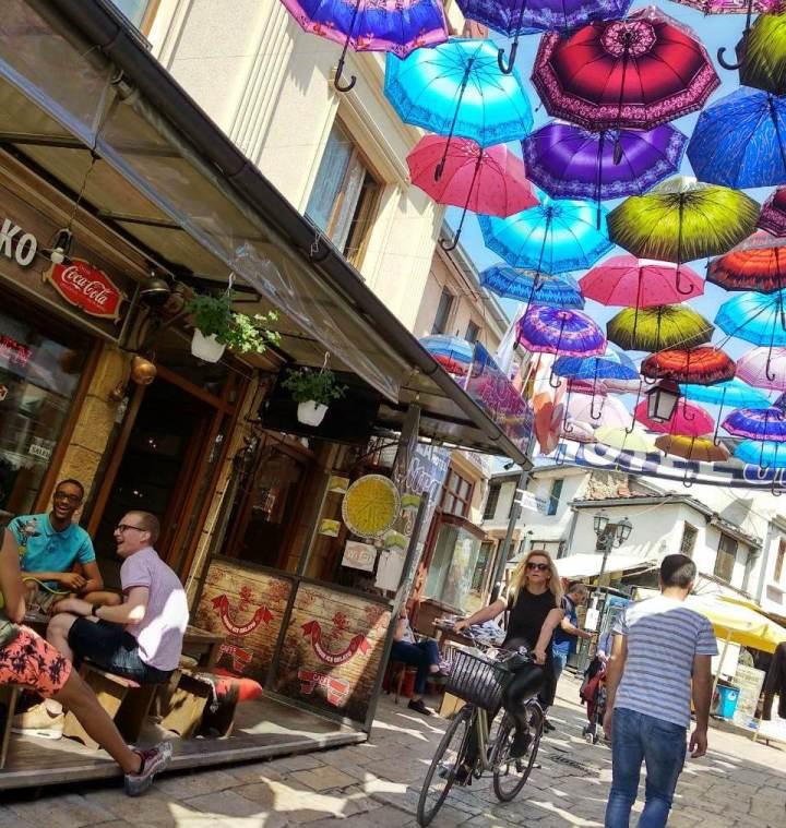 Skopje Old Bazaar Скопска чаршија