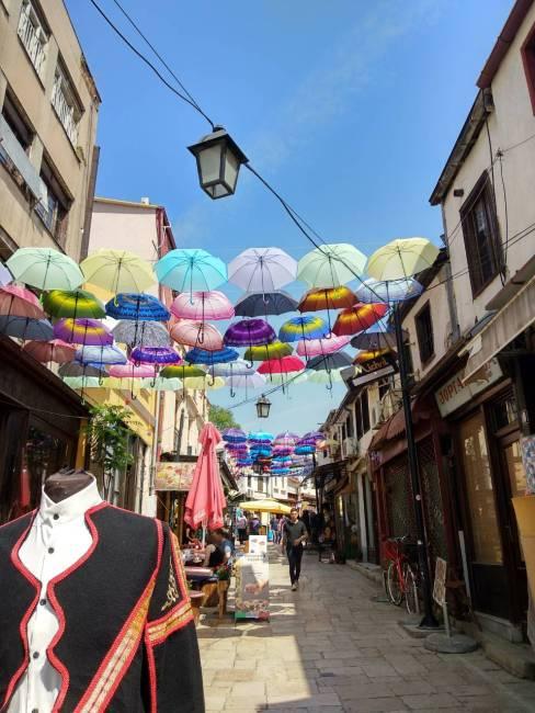 Skopje Old Bazaar, Стара скопска чаршија