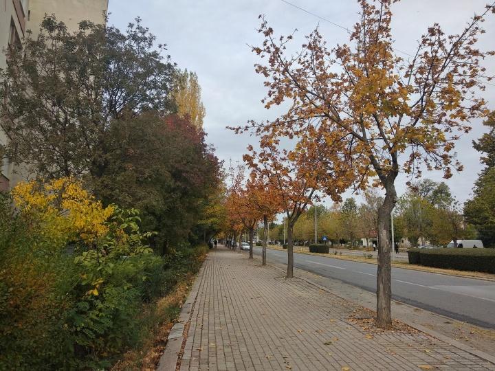 Autumn in Ohrid / Есен воОхрид