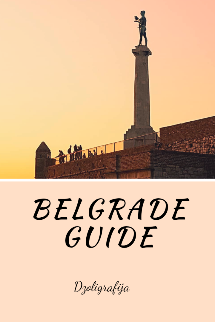 DETAILED BELGRADE GUIDE