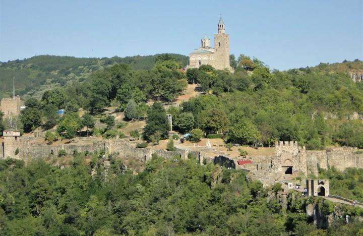 """Veliko Tarnovo – """"The city of TheTsars"""""""